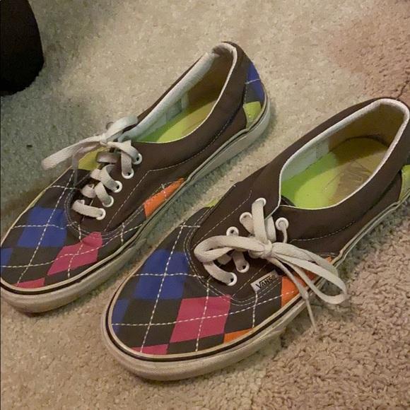 Vans Other - Vans Low top sneaker sz 10.5